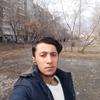 Рузибой Зокиров, 20, г.Берёзовка
